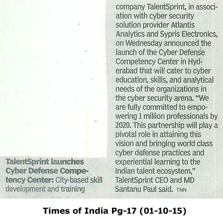 talentsprint_setsup_cyber_security_centre_in_hyderabad