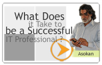 successful IT Professional, Training