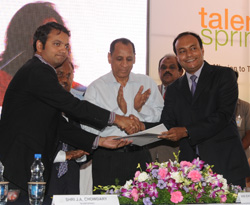 TS signing MoU with APSFKNW