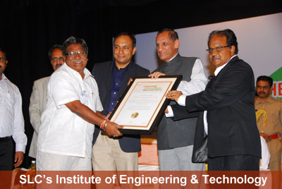 SLC's Institute of Engineering & Technology